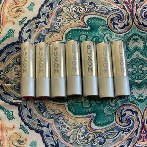 Buxom Full Force lipsticks